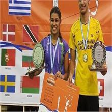 कुहू-रोहन की जोड़ी ने पदक किया पक्का