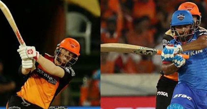 ipl 2020 dc vs srh delhi batting rkdsnt