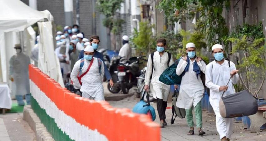 quarantine done to 22 thousand people related to the tablighi jamaat sohsnt