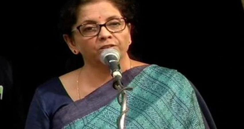 learn why nirmala sitharaman spoke about adnan sami and taslima nasreen