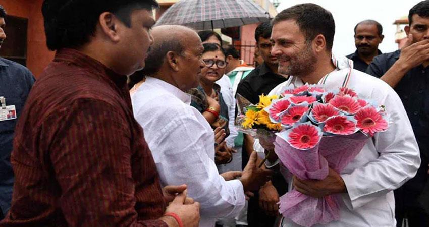 modi government should stop misusing dhanbal rahul gandhi