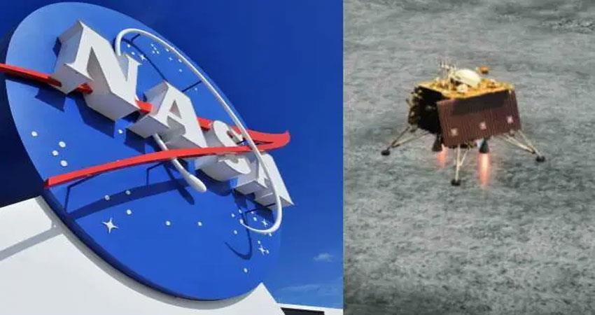 nasa now tries to make contact with lander vikram writes hello after isro