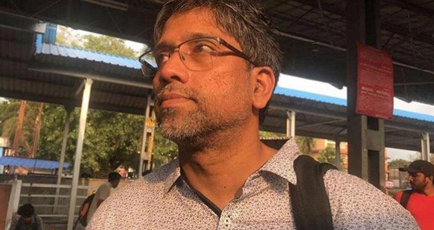 bhimakoregaon violence  maharashtra police reached du professors house in noida