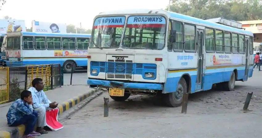 हरियाणा रोडवेज के कर्मचारियों ने 22 अक्टूबर तक बढ़ाई हड़ताल - haryana-roadways-employees-extand-strike-till-october-22