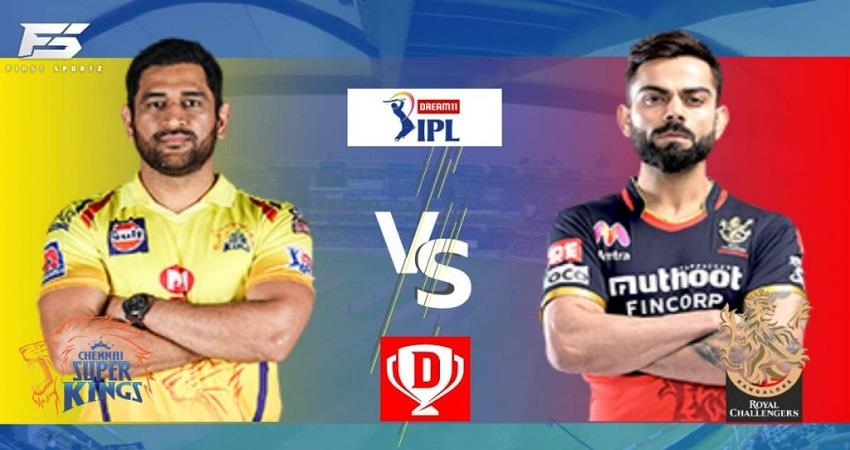 ipl 2020 royal challengers bangalore won by 37 runs against chennai super kings sobhnt