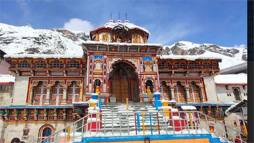 oil to be offered to coronation of lord badrinath will be threaded amidst corona havoc rkdsnt