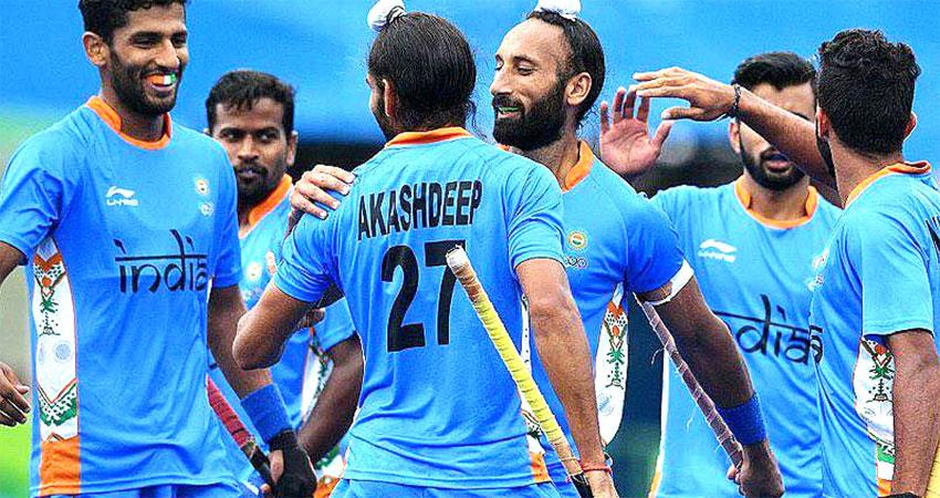 indian-hockey-team-to-start-campaigning-in-hail