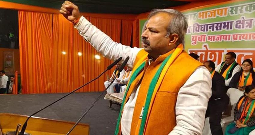 aadesh gupta in restructuring delhi bjp before mcd elections rkdsnt
