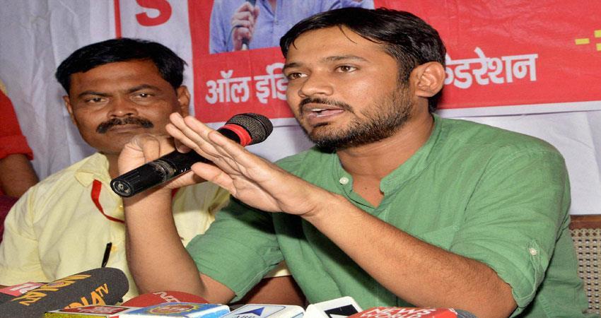 kanhaiya kumar will be tried for treason, kejriwal government approved