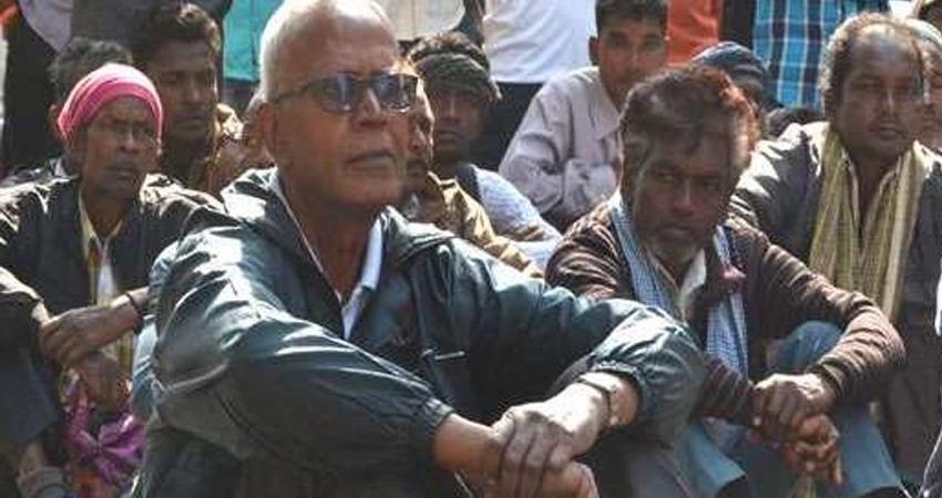 elgar case human rights activist father stan swamy sent to judicial custody rkdsnt