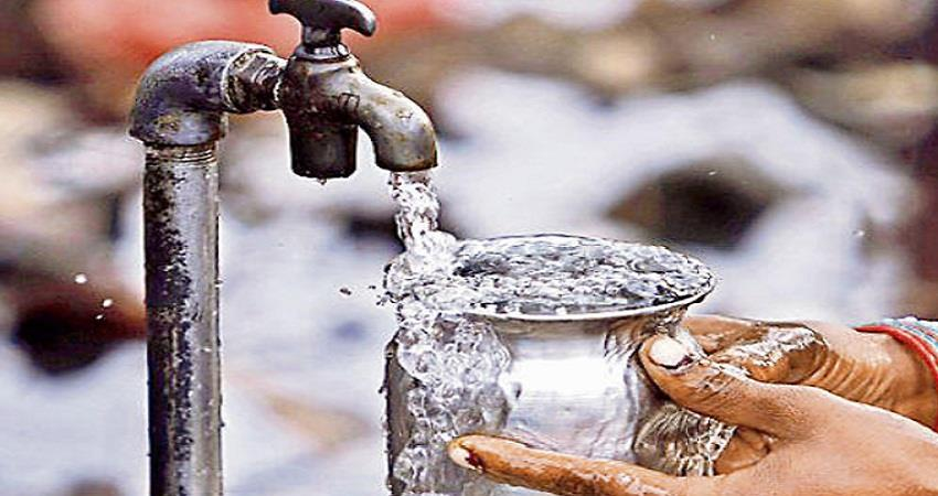 by december 2022 all rural families in haryana will get water through pipes sohsnt