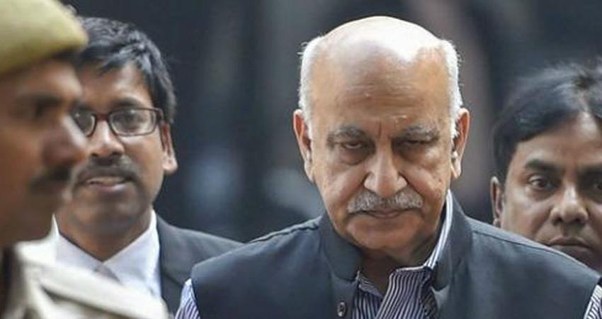 me too case: mj akbar priya ramani deny agreement in defamation case rkdsnt