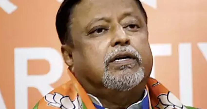 bjp leader mukul roy case calcutta high court extended interim protection from arrest