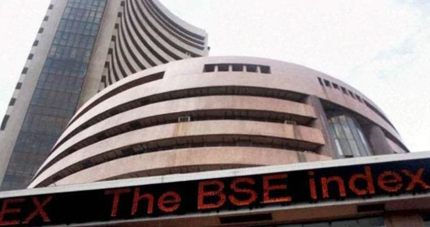 Sensex drops nearly 300 points
