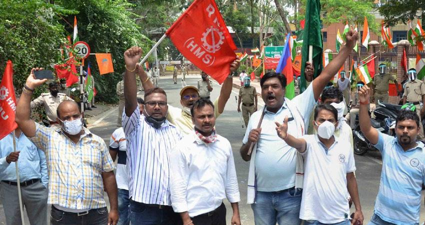 commercial mining coal workers strike continues trade unions bms set for further strategy rkdsnt