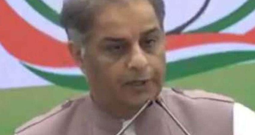 congress spokesperson rajiv tyagi dies had heart attack rkdsnt