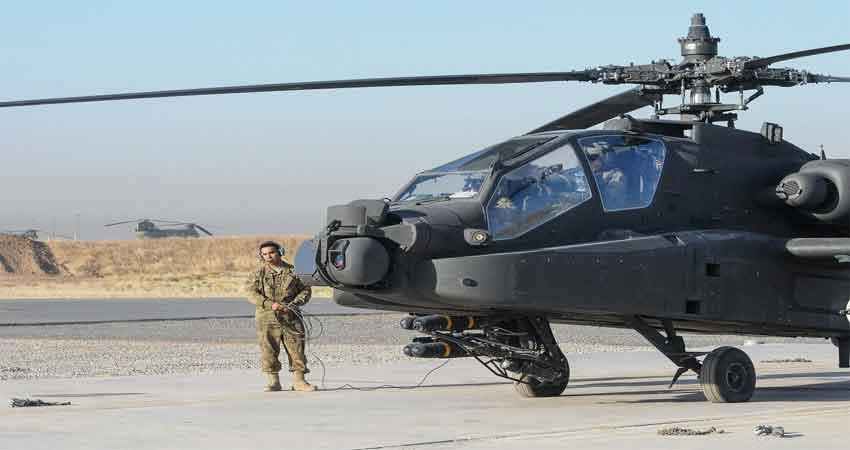 ah 64e apache helicopter to be handed over to airforce on 3 september