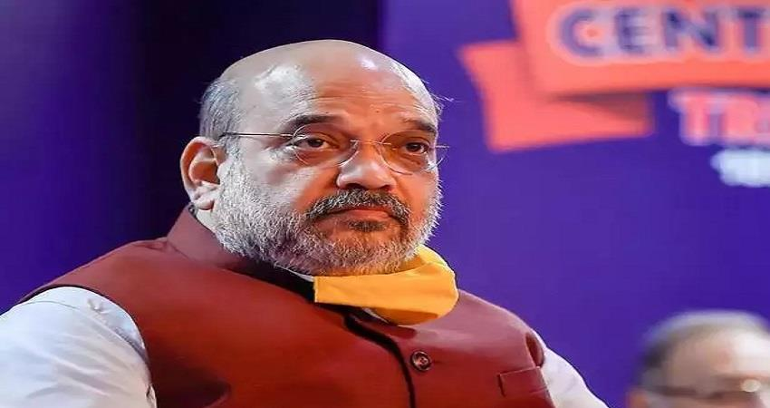 hmo amit shah tests corona positive political leaders wishing a speedy recovery pragnt