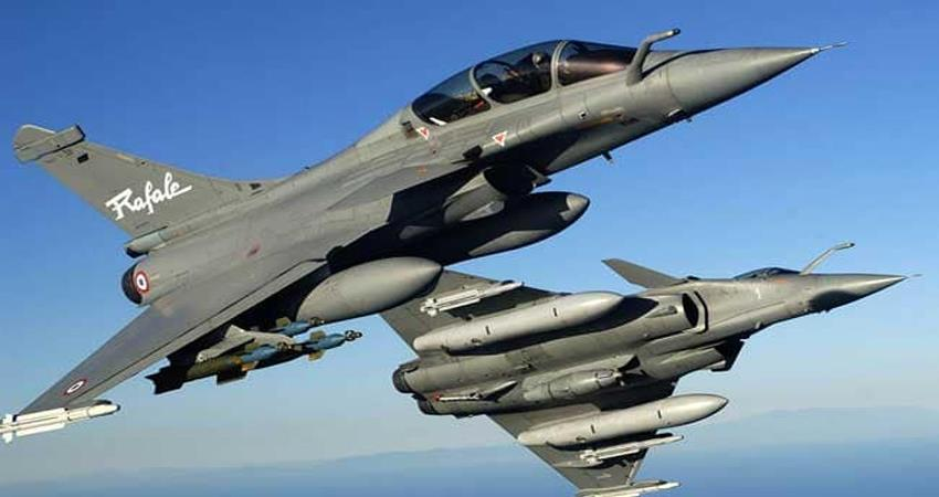 On 20 September India will get the first Rafale jet aircraft