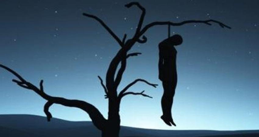 bjp worker body found hanging from tree in hooghly west bengal tmc denied role rkdsnt