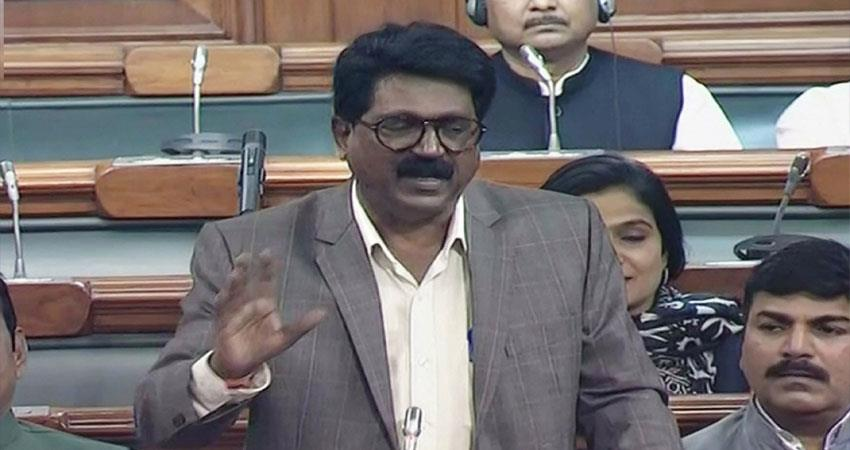 shiv-sena-mp-advised-congress-to-hoist-the-flag-in-jammu-and-kashmir