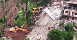 हिमाचल प्रदेश के सोलन में इमारत गिरने से मृतकों की संख्या 14 हुई