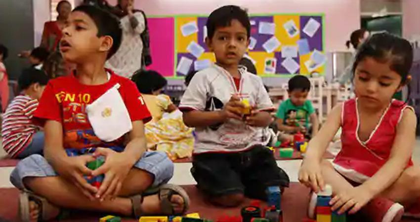 nursery admission process in delhi every school must show list on website rkdsnt