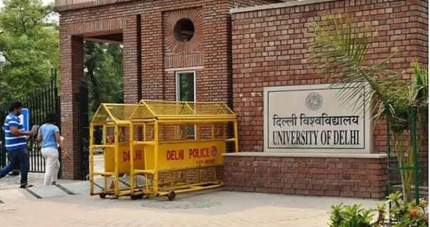 delhi university ec ac coronavirus sobhnt