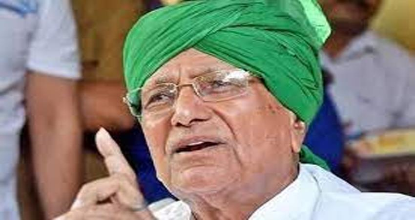 big relief to op chautala will be released soon after delhi government djsgnt