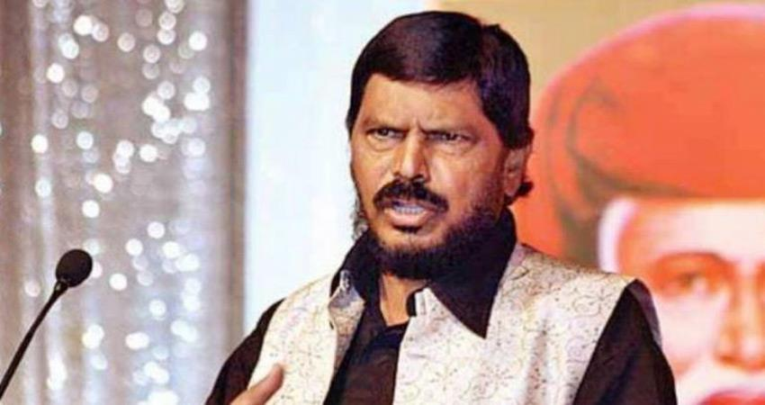 ramdas athawale said pawar should come to nda to form govt in maharashtra with bjp rkdsnt