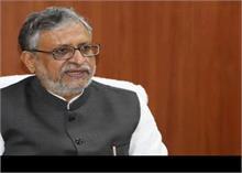 सुशील मोदी ने कहा- लालू यादव ने किया दलित नेता का अपमान, कांग्रेस तोड़े गठबंधन