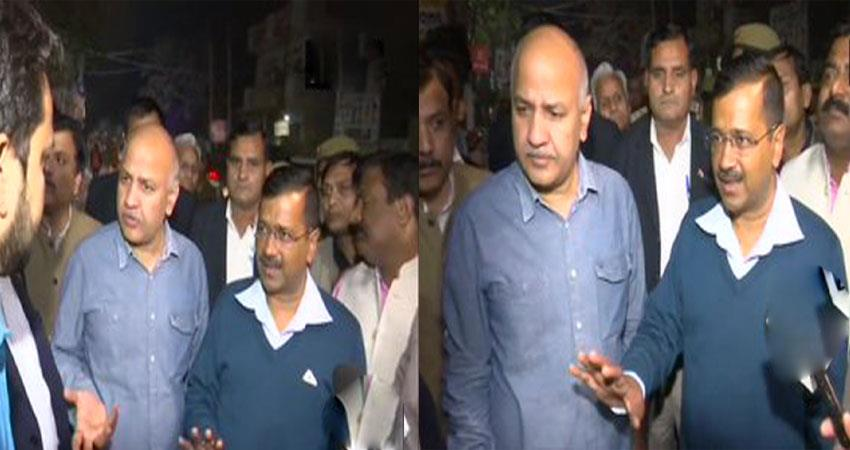 delhi violence cm arvind kejriwal army should be called in and curfew imposed