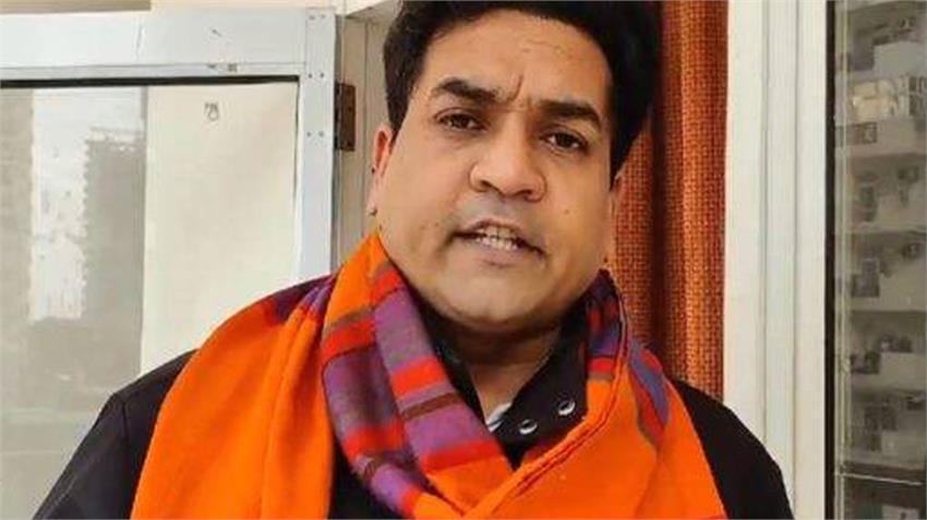 kapil mishra fired on yogendra yadav and rakesh tikait delhi tractors parade voilence rkdsnt