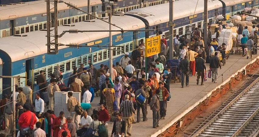 11.58 lakh railway employees will get bonus equal to 78 days salary rkdsnt