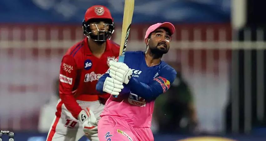 ipl 2020 kxip vs rr gayle stormy innings went waste rajasthan beats punjab rkdsnt