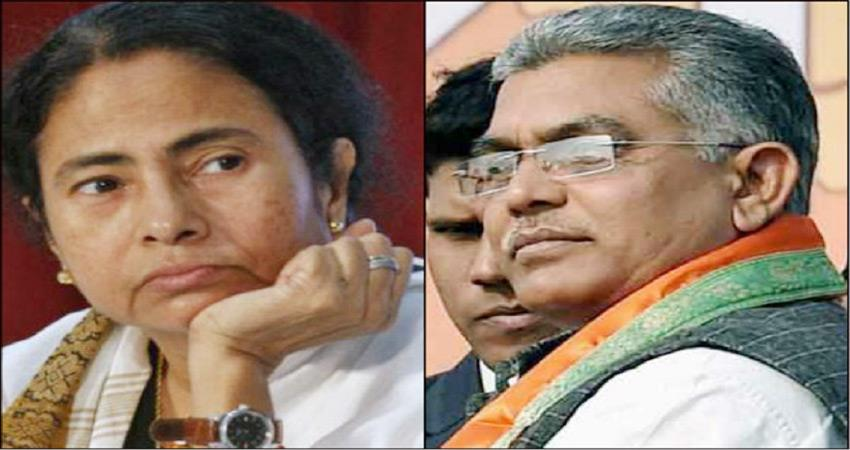 dilip ghosh said tmc claims on rafael case apology should be sought