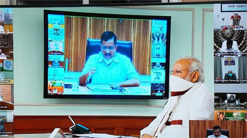 corona lockdown 3.0 know what open and what is closed in delhi by arvind kejriwal aap rkdsnt