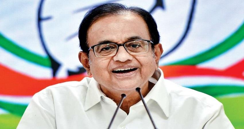 p chidambaram salutes to jammu and kashmir political parties article 370 pragnt