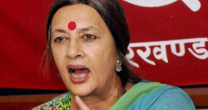 cpim vrinda karat appeals court to register fir against bjp anurag thakur parvesh verma rkdsnt