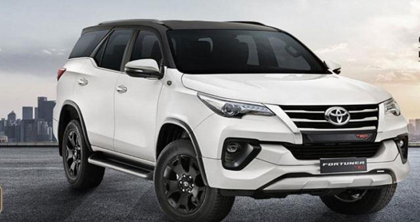 toyota kirloskar launches new version of fortuner know the specialty