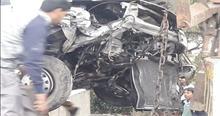 हिमाचल प्रदेश: सड़क हादसे में दो की मौत, तीन घायल