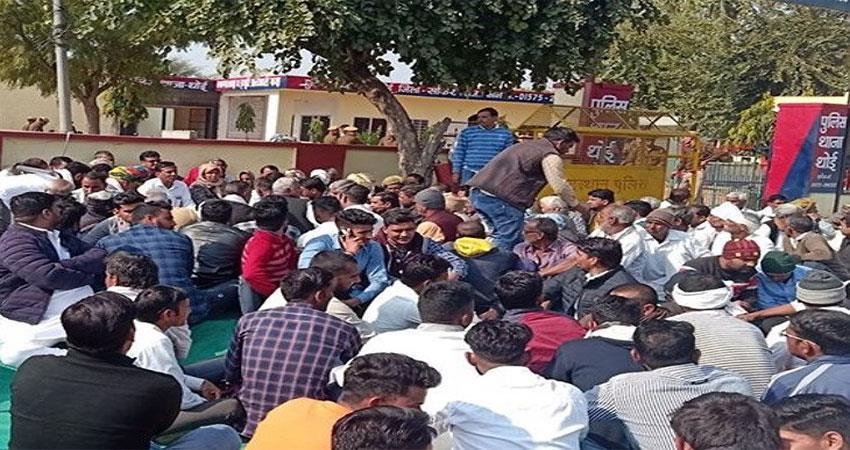 Villagers end picket after assurances on minors murder