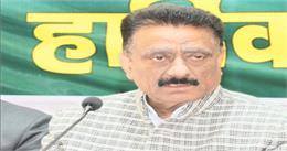 हिमाचल निगम चुनावः कांग्रेस ने कहा- सीएम जयराम ठाकुर बंद करें सरकारी मशीनरी का दुरुपयोग