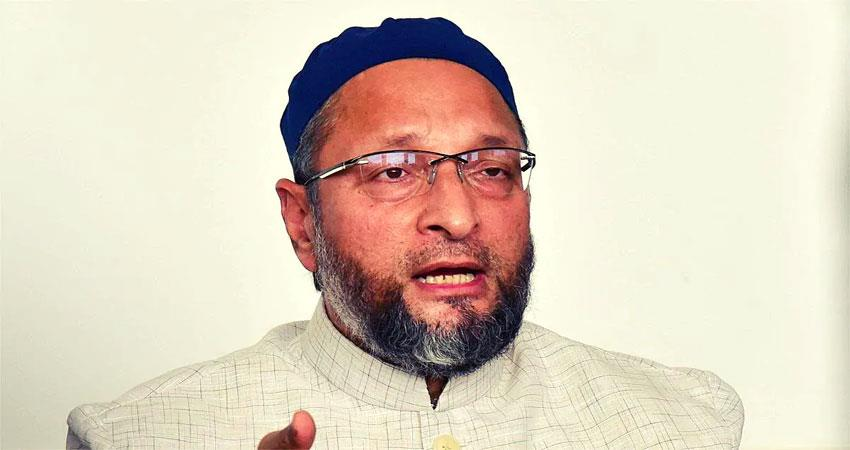 meat shop will remain closed on tuesday owaisi strongly criticized albsnt