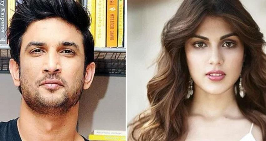 sushant singh rajput death ed filed money laundering case rhea chakraborty problems rkdsnt
