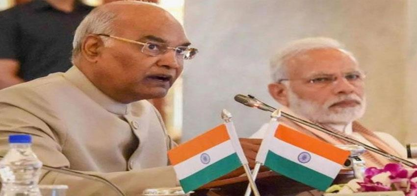 president ramnath kovind will meet prime minister mother in two day visit to gujarat