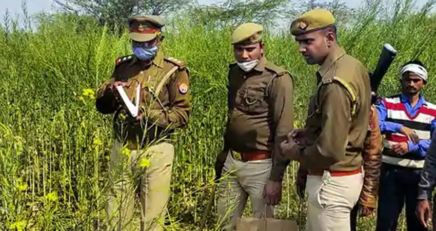 unnao episode up police arrested two people including a minor rkdsnt