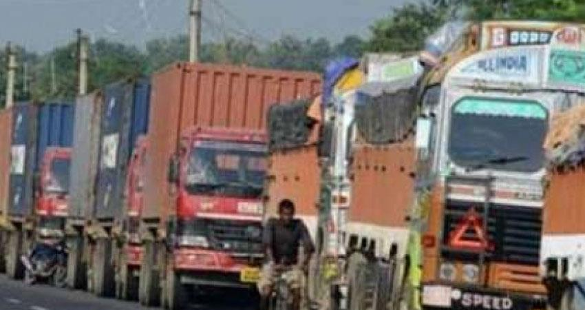 madhya pradesh business stop due to transporters strike no effect on bjp government rkdsnt