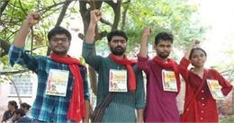 JNU में फिर से लाल सलाम, चारों पदों पर हासिल की जीत