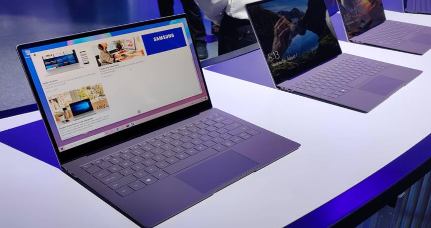 samsung launches samsung book s laptop, will be able to increase memory through card slot